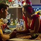 Scott Adkins and Yvette Yates Redick in El Gringo (2012)