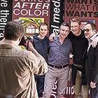 Steve Coogan, Bradley Whitford, Tobias Segal, and Nils Lawton in Happyish (2015)