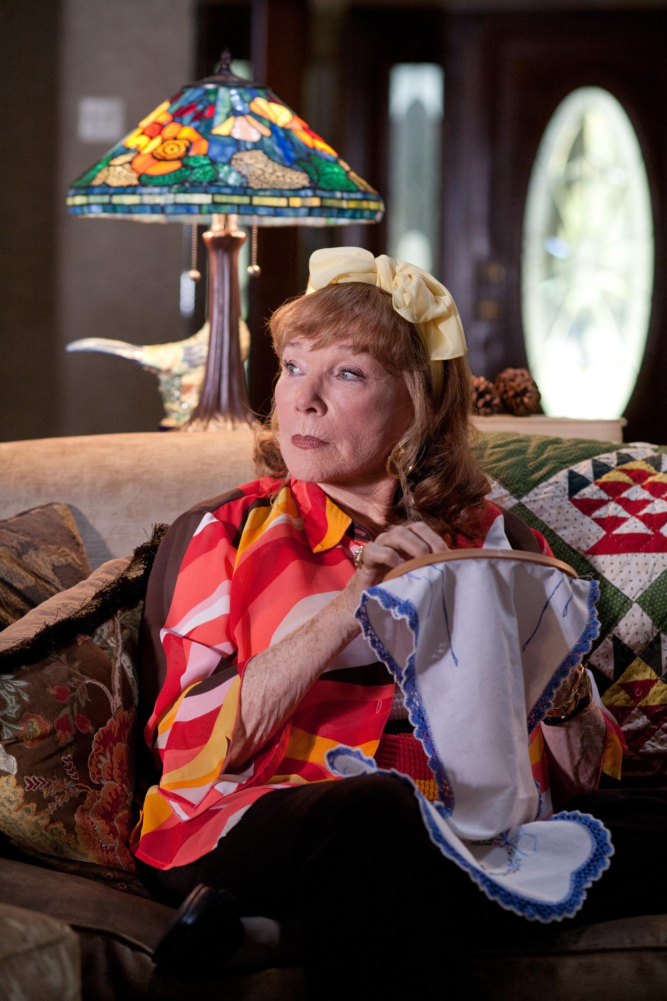 Shirley MacLaine in Bernie (2011)