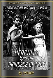 Hercules and the Princess of Troy (1965) Poster - Movie Forum, Cast, Reviews