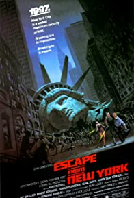 Primary photo for Escape from New York