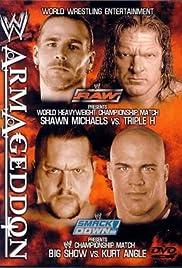 WWE Armageddon Poster
