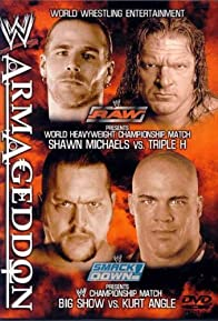 Primary photo for WWE Armageddon