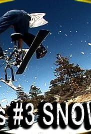 Snowbike Poster