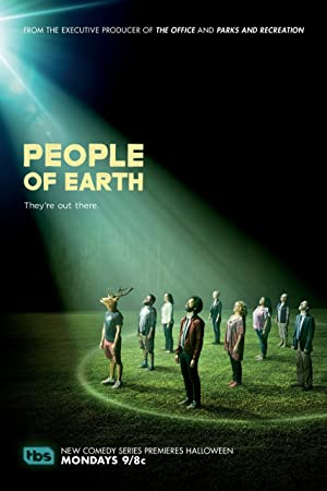 Where to stream People of Earth