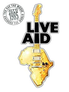 Watch full movies stream online Live Aid USA [720x576]