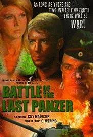 La battaglia dell'ultimo panzer(1969) Poster - Movie Forum, Cast, Reviews