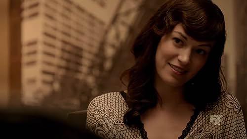 Season 2 promo for Man Seeking Woman on FXX.