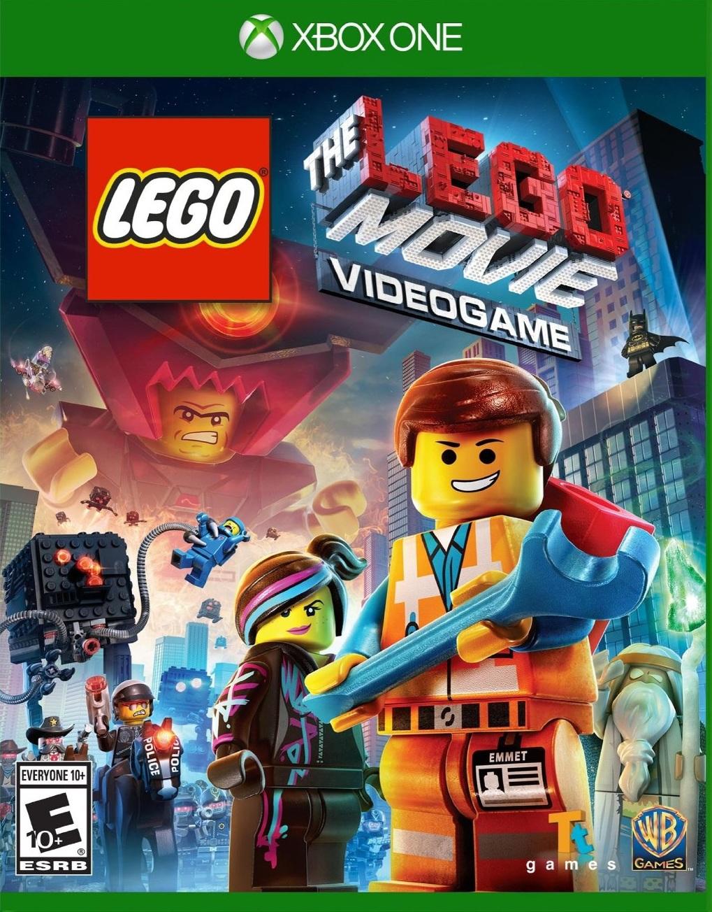 The Lego Movie Videogame Video Game 2014 Imdb