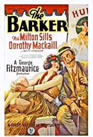 The Barker Poster