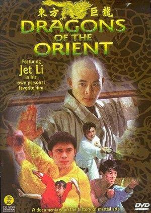 Jet Li Dragons of the Orient Movie