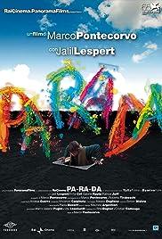 Pa-ra-da Poster