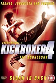 Sasha Mitchell in Kickboxer 4: The Aggressor (1994)