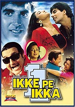 Anand S. Vardhan (dialogue) Ikke Pe Ikka Movie