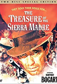 Primary photo for Discovering Treasure: The Story of the Treasure of the Sierra Madre