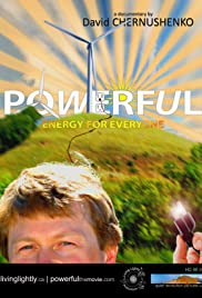 Powerful: Energy for Everyone Poster