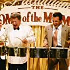 Armand Assante and Tito Puente in The Mambo Kings (1992)