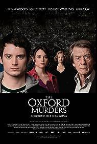 John Hurt, Elijah Wood, Julie Cox, and Tom Frederic in The Oxford Murders (2008)