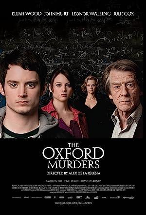 The Oxford Murders (2008) สืบจากคณิตศาสตร์