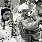Fernandel and Samia Gamal in Ali Baba et les 40 voleurs (1954)