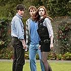 Matt Smith, Karen Gillan, and Arthur Darvill in Doctor Who (2005)