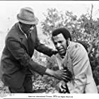 Fred Williamson and Julius Harris in Hell Up in Harlem (1973)