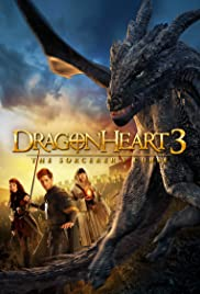 Dragonheart 3: The Sorcerer's Curse (2015) Poster - Movie Forum, Cast, Reviews