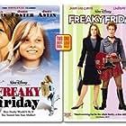 Jamie Lee Curtis, Jodie Foster, Barbara Harris, and Lindsay Lohan in Freaky Friday (1976)