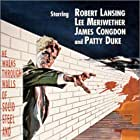Robert Lansing and Lee Meriwether in 4D Man (1959)