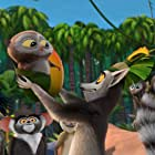 Danny Jacobs and Kevin Michael Richardson in All Hail King Julien (2014)