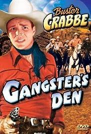 Gangster's Den Poster
