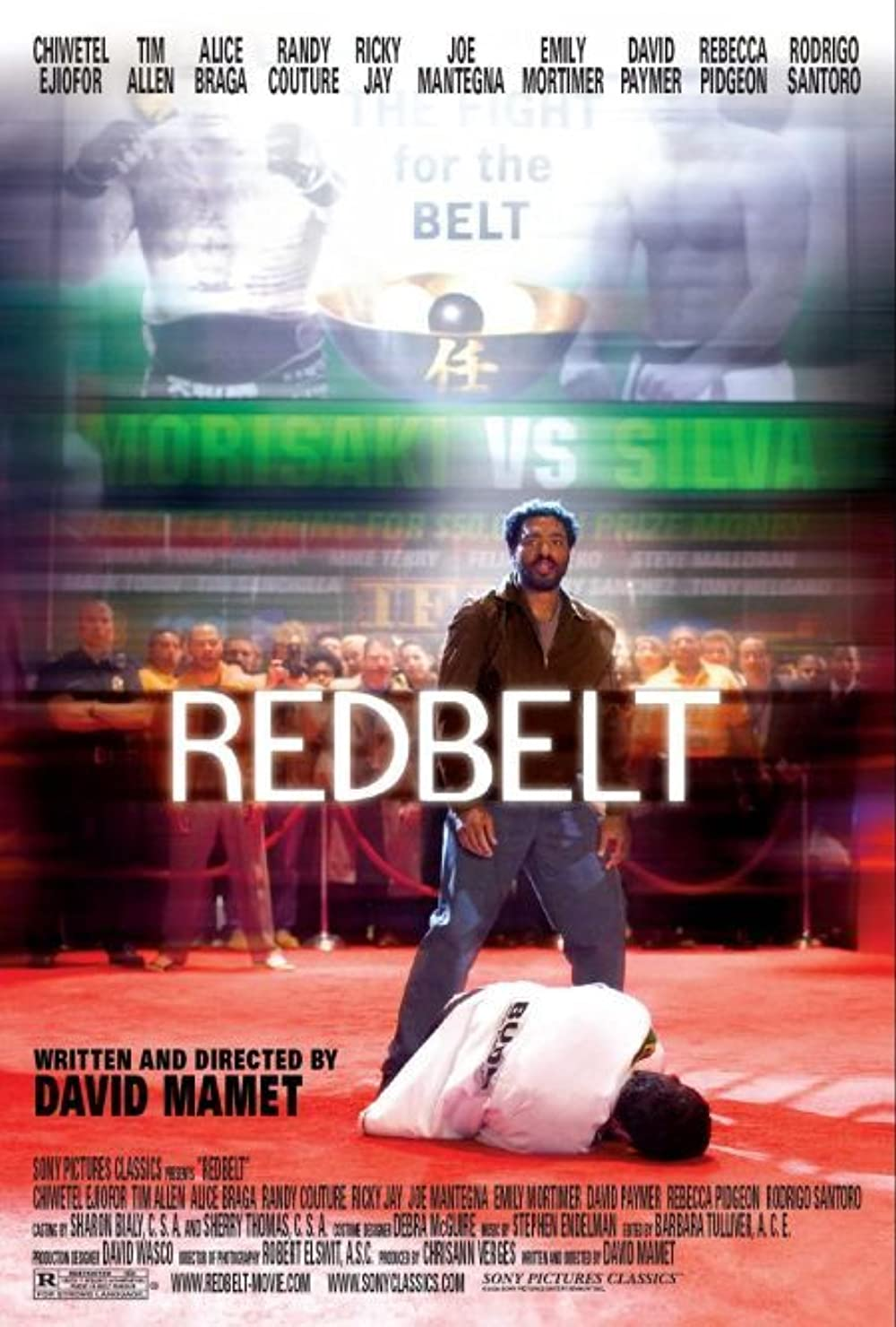 Redbelt (2008) Hindi Dubbed