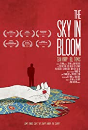 The Sky in Bloom Poster