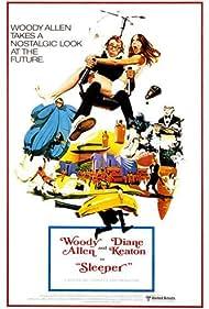 Sleeper (1973) Poster - Movie Forum, Cast, Reviews