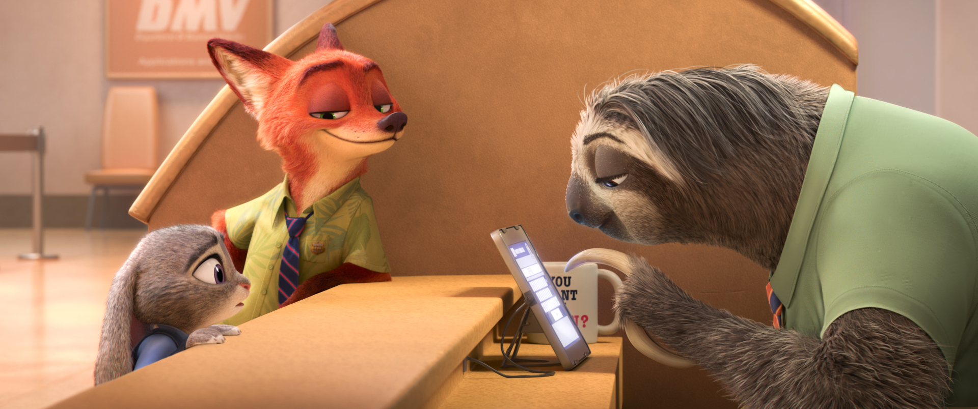 Image result for zootopia stills