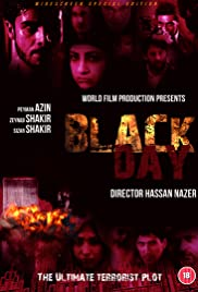 Black Day Poster