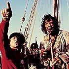 Walter Matthau and Roman Polanski in Pirates (1986)