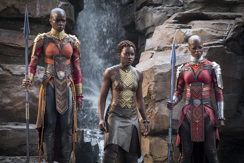 Black Panther berhasil memenangkan lebih dari 90 penghargaan di berbagai penghargaan film termasuk Oscar.