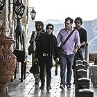 Bradley Cooper, Zach Galifianakis, Ken Jeong, and Ed Helms in The Hangover Part III (2013)