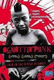 Squatterpunk Poster