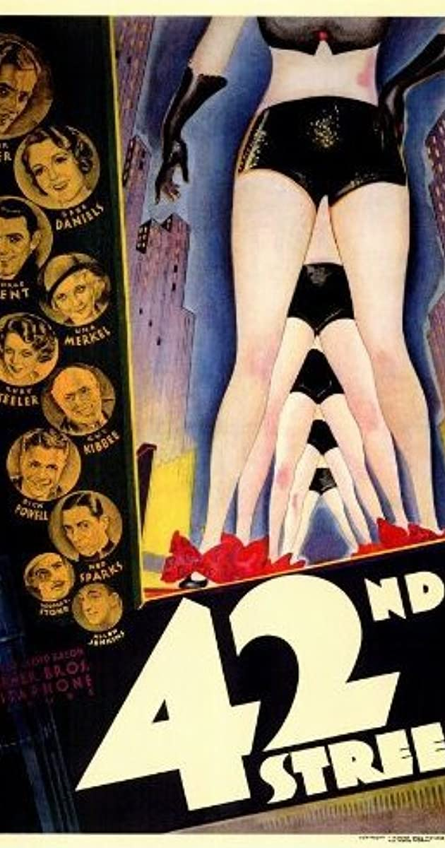 Subtitle of 42nd Street