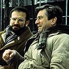 Robert De Niro and Robin Williams in Awakenings (1990)
