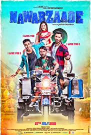 Image Nawabzaade 2018 Hindi Full Movie Watch Online