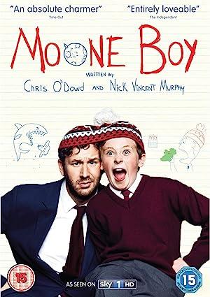 Where to stream Moone Boy