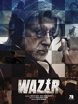 Amitabh Bachchan Wazir Movie
