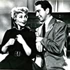 Richard Conte and Ann Sothern in The Blue Gardenia (1953)
