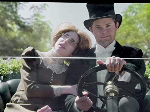 Andrew Rannells and Lauren Flans in Another Period (2013)