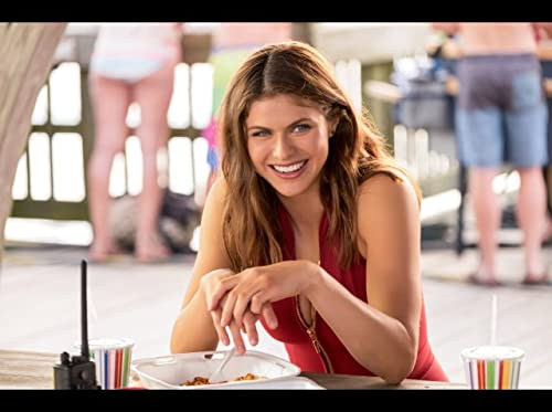 """No Small Parts"" IMDb Exclusive: 'Baywatch' Star Alexandra Daddario"