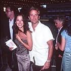 David Chokachi and Brooke Langton at an event for Speed 2: Cruise Control (1997)
