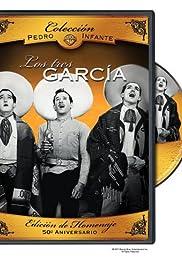 Los tres García Poster